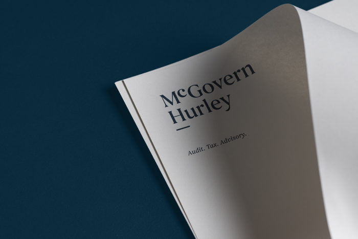McGovern Hurley Letterhead